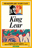 King Lear (Shakespeare Made Easy)