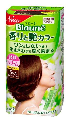 ブローネ 香りと艶カラー クリーム 5NA