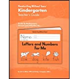Handwriting Without Tears - Grade  Kby Jan Olsen