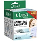 Curad Antiviral Facemask Whether you are caring for your sick family members or are looking to protect your own health, the Curad Antiviral Facemask will give you the protection you need, working hard to keep harmful germs away from you and you...