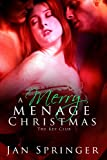 img - for A Merry Menage Christmas (The Key Club) book / textbook / text book