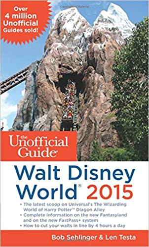 Book Review – The Unofficial Guide to Walt Disney World