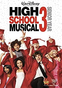 High School Musical 3 Senior Year Single-disc Theatrical Version from Walt Disney Video