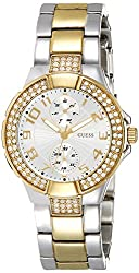 GUESS Analog Silver Dial Womens Watch - W15072L3