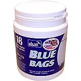Elsan Chemical Caravan Toilet Blue Bags Motorhome Camping 18 Sachets