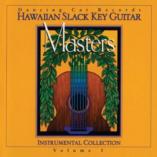 Dancing Cat Records Hawaiian Slack Key Guitar Masters Volume 1