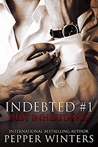Debt Inheritance by Pepper Winters ebook deal