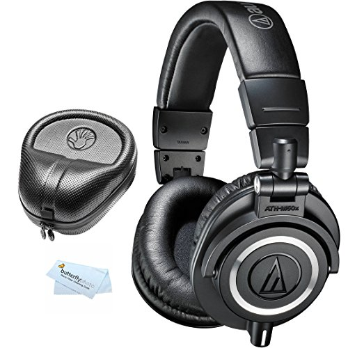 Audio-Technica ATH M50x Professional Monitor Headphones