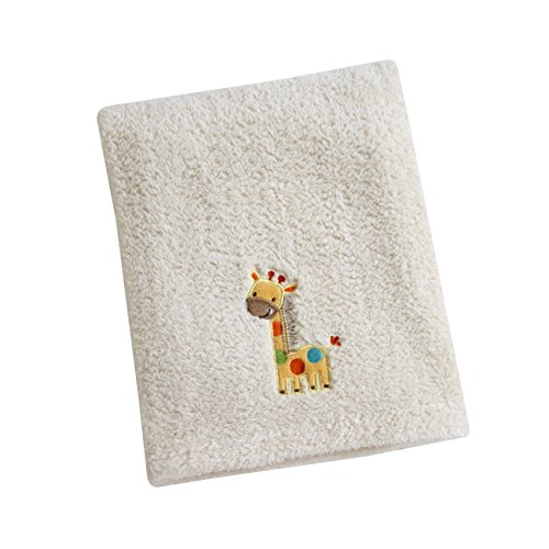 Little Me Baby Blanket, Giraffe - 1