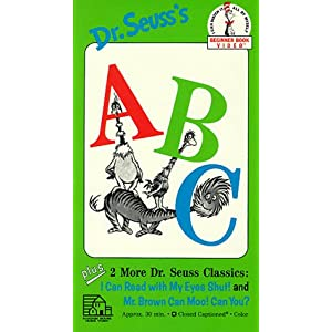 Dr. Seuss's ABC movie