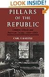 Pillars of the Republic: Common Schools and American Society, 1780-1860 (American Century)