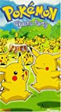 Pokemon - Pikachu Party (Vol. 12) [VHS]