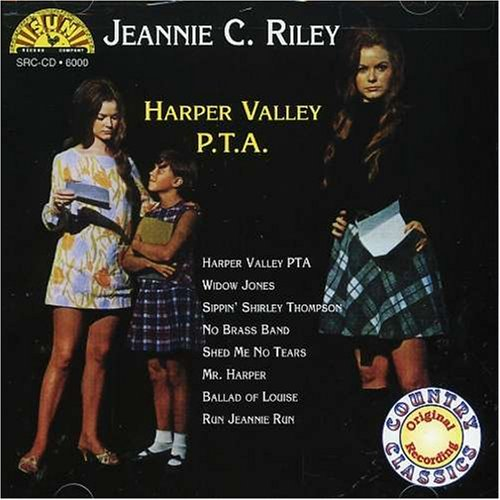 Jeannie C. Riley - Mr. Harper Lyrics - Zortam Music