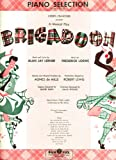 Brigadoon (Piano Selection)