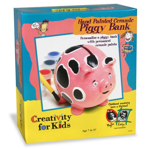 Buy Ceramic Piggy Bank Kit