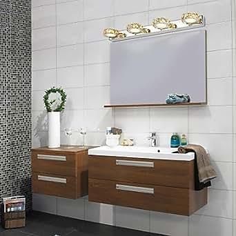 Jyzhp illuminazione bagno moderno contemporaneo di - Illuminazione bagno moderno ...