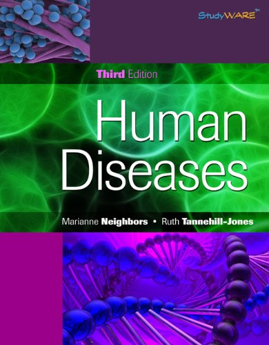 Bundle: Human Diseases, 3rd + Workbook + WebTutor(TM) Advantage on Blackboard Printed Access Card