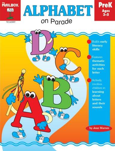 Alphabet on Parade