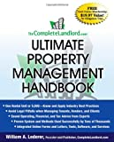 img - for The CompleteLandlord.com Ultimate Property Management Handbook [Paperback] [2009] (Author) William A. Lederer book / textbook / text book