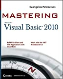 img - for Mastering Microsoft Visual Basic 2010 book / textbook / text book