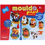 Handy Crafts Mould And Paint Nationalities, Multi Color