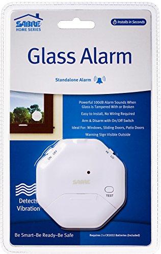 Sabre Slim Glass Break Alarm
