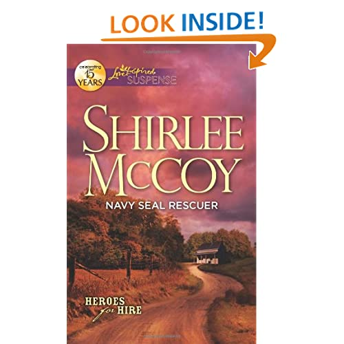 Navy SEAL Rescuer (Love Inspired Suspense)