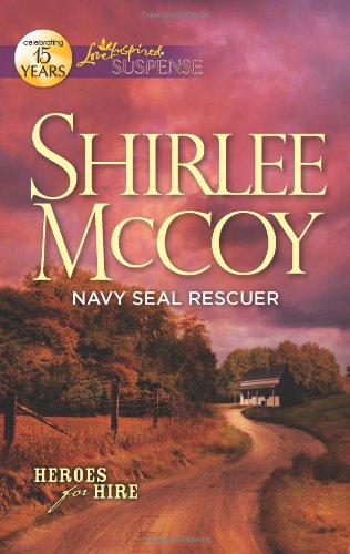 Image of Navy SEAL Rescuer (Love Inspired Suspense)