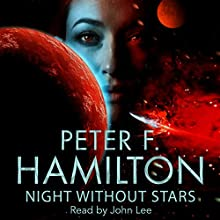 Night Without Stars Audiobook by Peter F. Hamilton Narrated by John Lee