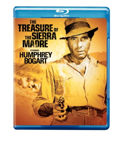 Cover art for  The Treasure of the Sierra Madre [Blu-ray]