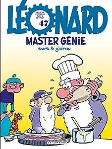 """Afficher """"Léonard n° 47<br /> Master génie"""""""