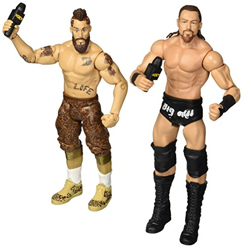 WWE Battle Pack Serie 40 - Enzo Amore & Big Cass - Action Figure