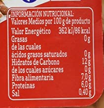 Luengo Alubias Cocidas, con Setas - 570 gr
