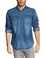 Levi's Western - Chemise casual - Coupe droite - Col chemise classique - Manches longues - Homme