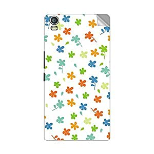 Garmor Designer Mobile Skin Sticker For Vivo X1 - Mobile Sticker