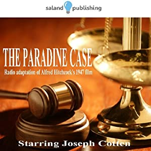 The Paradine Case (Dramatised) Radio/TV Program