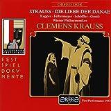 R.����ȥ饦��:�ڷ�֥��ʥ��ΰ���(�������Υ饤��) (3CD)  (Strauss, Richard: Die Liebe der Danae)