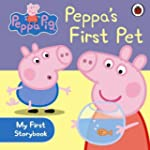 Peppa pig : peppa's first pet my firs...