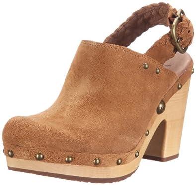 UGG Womens UGG W's Dafni Clogs And Mules Brown Braun (DKC) Size: 3.5 (36 EU)