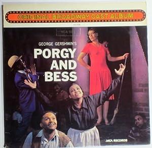 George Gershwin's Porgy and Bess (Original Broadway Cast Album)