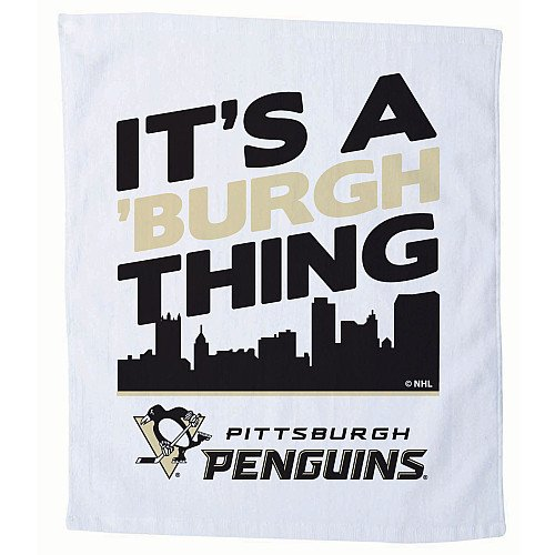 Pro Towel Sports Pittsburgh Penguins It's A 'Burgh
