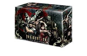 Resident Evil Resident Evil Deck Building Game