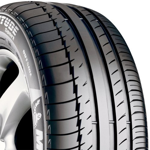 Michelin Latitude Sport Radial Tire - 295/35R21