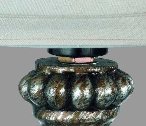 Reality|Philips Tischlampe Tischleuchte, antik, goldfarben