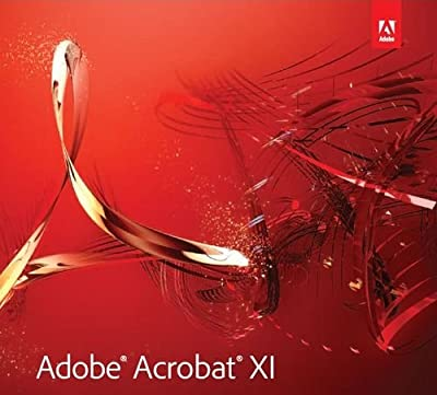 Adobe Acrobat XI Pro | Digital Download