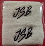 三代目 J sou lBrothers JSB Logo リストバンド ホワイト