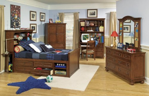 Cheap 490 American Spirit Bookcase Bedroom Set by Legacy Classic Kids (B0030NO1TA)