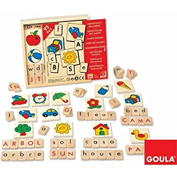 Construire des mots GOULA