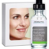 Best Anti Aging Vitamin C Serum with Hyaluronic Acid & Tripeptide 31 Trumps ALL Others. Maximum Percentage Vitamin-C. Famous Doctor on TV Says Topical Vit C Can Make Your Face Look Ten Years Younger! 100% Money Back Guarantee