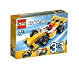 レゴ クリエイター スーパーレーサー 31002